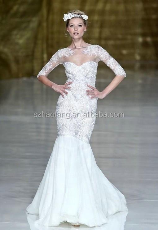 Spanish style wedding dress designers dress ideas for Spanish wedding dress designers
