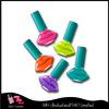 Candy Colors Organic Nail Polish/Cosmetics Products Girls Makeup Nail Enamel