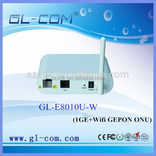 wifi onu network home gateway router 1GE+Wifi GEPON