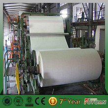 spring new product 31 years manufacture hign returns! professional factory supply a4 paper machine