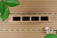 Manufacturer Wood Plastic Composite WPC Composite Decking Cheap