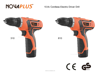 China Supplier 10.8V Professional Power Tools of Unisex Hand Drill (NP210)