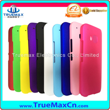 Good Discount Colorful Scrub Hard PC Back Cover Case For HTC M7 Spare Parts