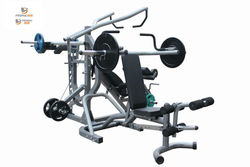 Multi home gym equipment/Bodybuilding/ synergy qj-hm036