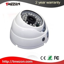 "1/2.5"" sony 2.0MP IP Security Camera , 40m IR distance fixed lens sony CCTV Camera system , IMX222 TI Dome IP Camera"