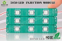 waterproof 5050 led module with lens DC12V