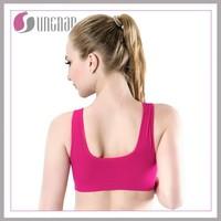 2016 New style ladies push up seamless bra wireless lace sexy bra
