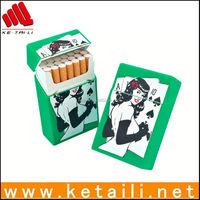 Hotselling Product Silicone Case Wholesale Silicone Cigarette Case with Flip Cover Coupor Mini Silicone Case