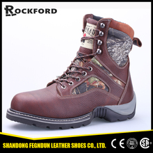 Moisture wicking lining fancy protective boots army boots