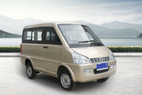 8seats new engery electric minibus with lead acid battery