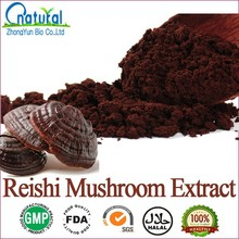 Natural Reishi Mushroom Extract With Lower Heavy Metal