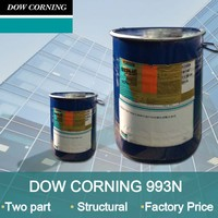 Superior quality silicone sealant for insulating glass with structure and weathering sealing ability