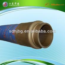 De hormigón de la manguera de entrega, la manguera de hormigón proyectado
