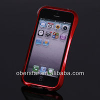 For iPhone 5 5s Cleave Deff Metal Bumper Aircraft Grade Aluminium Small Pretty Waist Case