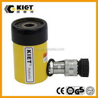 Good manufacturer hollow plunger cylinder which used for machines and vehicle for farming,construction,forestry.
