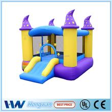 Inflatable castle jumper, colorful inflatable bouncer inflatable castle, jumping inflatable castle slide for kids