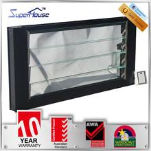 Australia standard electric window shutter exterior/interior skyview roof window with German hardware