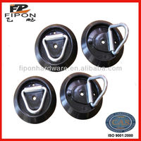 Trailer Body Rope ring D Ring