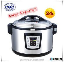 24L Commercial Electric Pressure Cooker