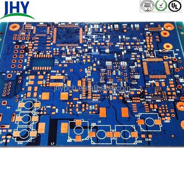 Bluetooth Speaker Circuit Board From Shenzhen Pcb Manufacturer