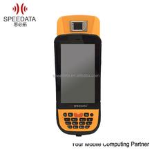 KT45 Cost-effective 3G/GPRS Mobile fingerprint reader handheld computer android