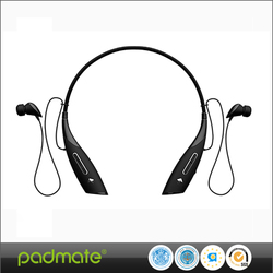 2015 Mobile Phone Accessories Portable Wireless Bluetooth Headset HIFI Stereo 4.1 Audio Music Earphones X7