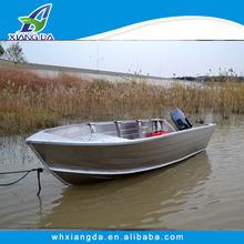 2015 China CE Certificate Aluminum Boat Brands