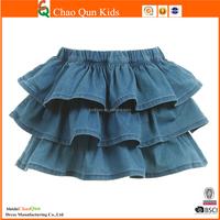 High quality children clothing girls skirt