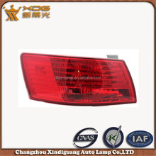 high quality car parts sonata 2008 outside taillamp , lighting auto rear corner lamp for sonata 08
