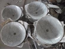 Atacado granito e mármore pia farm vegetais de lavagem pia