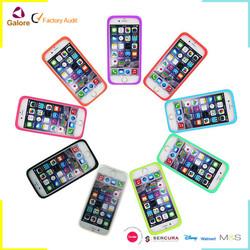 Universal Silicone Bumper cover case For All Smartphone