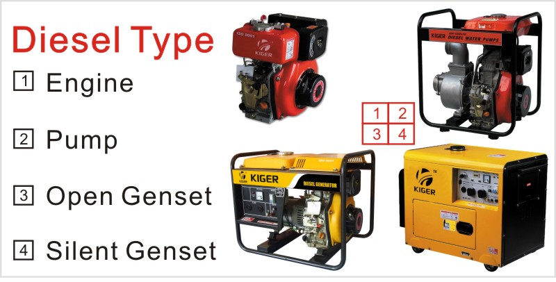 hot sale !! Portable Silent Electric Diesel Generator for sale