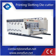 XT-Z series high speed flexo printing slotting / die cutting machine