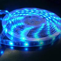 CE&RoHS 12V Waterproof LED Strips Light SMD 3528 Blue Club Decoration 60leds