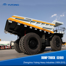 Mining Dump Truck for ore quarry usage
