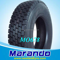 295/75R24.5 Trailer Tires Superhawk Marvemax Brand Chinese Tire Manufacture American market