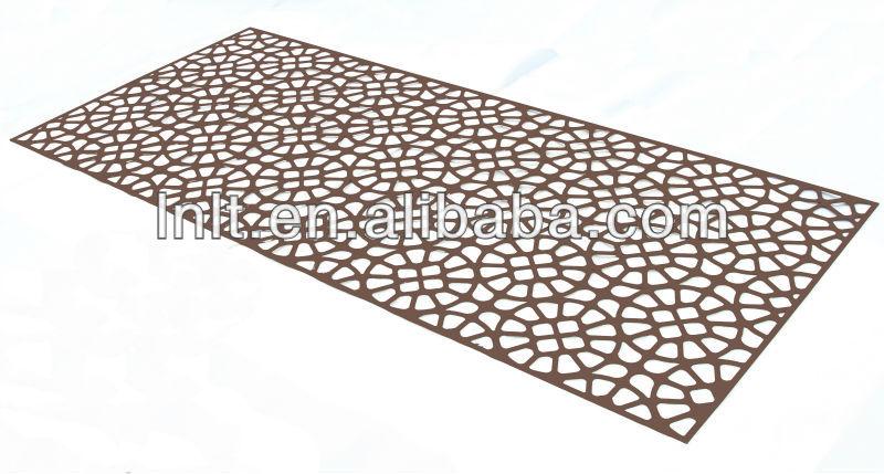 panneau perfore beton deco murale accueil design et mobilier. Black Bedroom Furniture Sets. Home Design Ideas