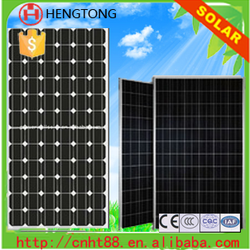 sunpower best price mono solar panel 300w in China