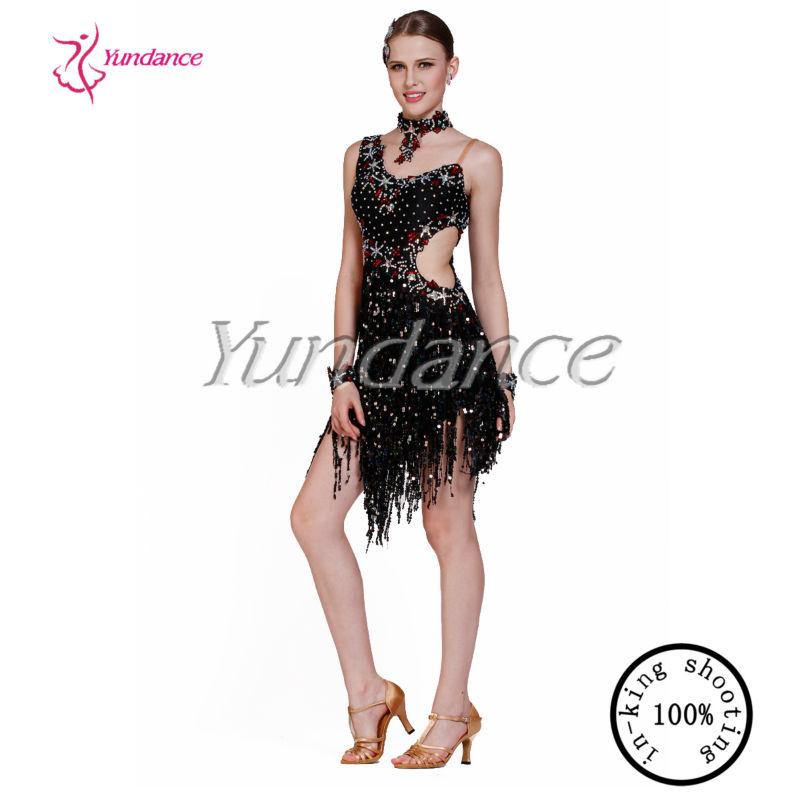 L-11183 красивая самба платье