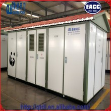 QTDL Outdoor High voltage prefabricated switchgear & substation - ZBW