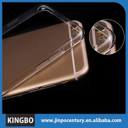 Transparent silicone phone case for iphone5 case for various mobile phone