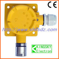 fixed RS485 bus output wired gas detector