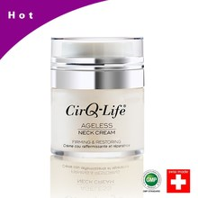 Powerful Firming Lifting Reduced Neck Lines Neck Cream