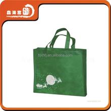 Eco friendly reusable colorful non woven shopping bag