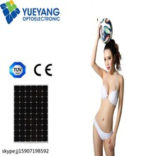 TUV CE CSA ISO hot selling high efficient pv solar panel