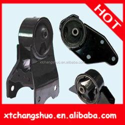 Rubber and PU Material Auto Parts engine mounting for mazda mpv with Good Quality engine mount for cu1