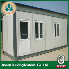 homes prefab modern for living/office with competitive price
