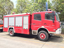 Cortina de água de combate a incêndio canhão de água para combate a incêndio usado caminhões de bombeiros para venda