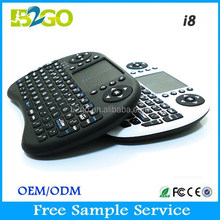2015 new product mini wireless keyboard with air mouse