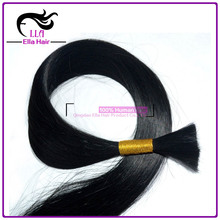Real Unprocessed Uncolored Human Hair Extension Non Weft Cheap Virgin Indian Remy Hair